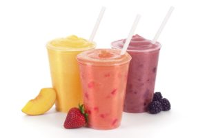 Real Fruit Smoothies